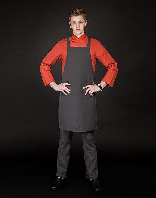 canada-goose chest apron deep grey #AA1655