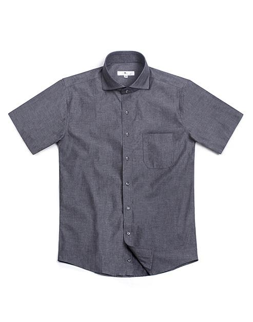 DG short sleeves shirt grey #AS1582