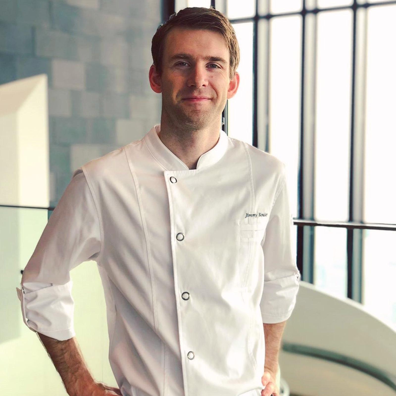 Chef. Jimmy Boulay -Conrad Osaka-