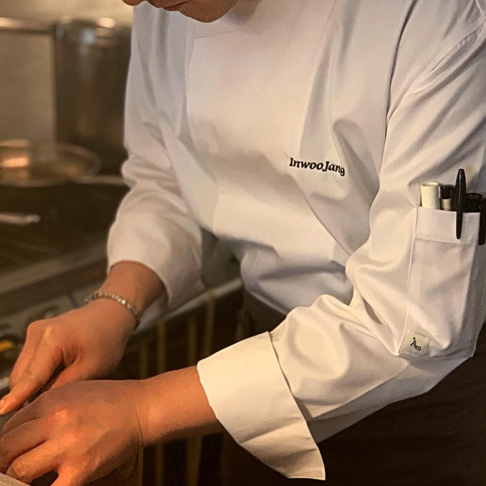Chef. Jang In Woo -Inoo Sikdang-