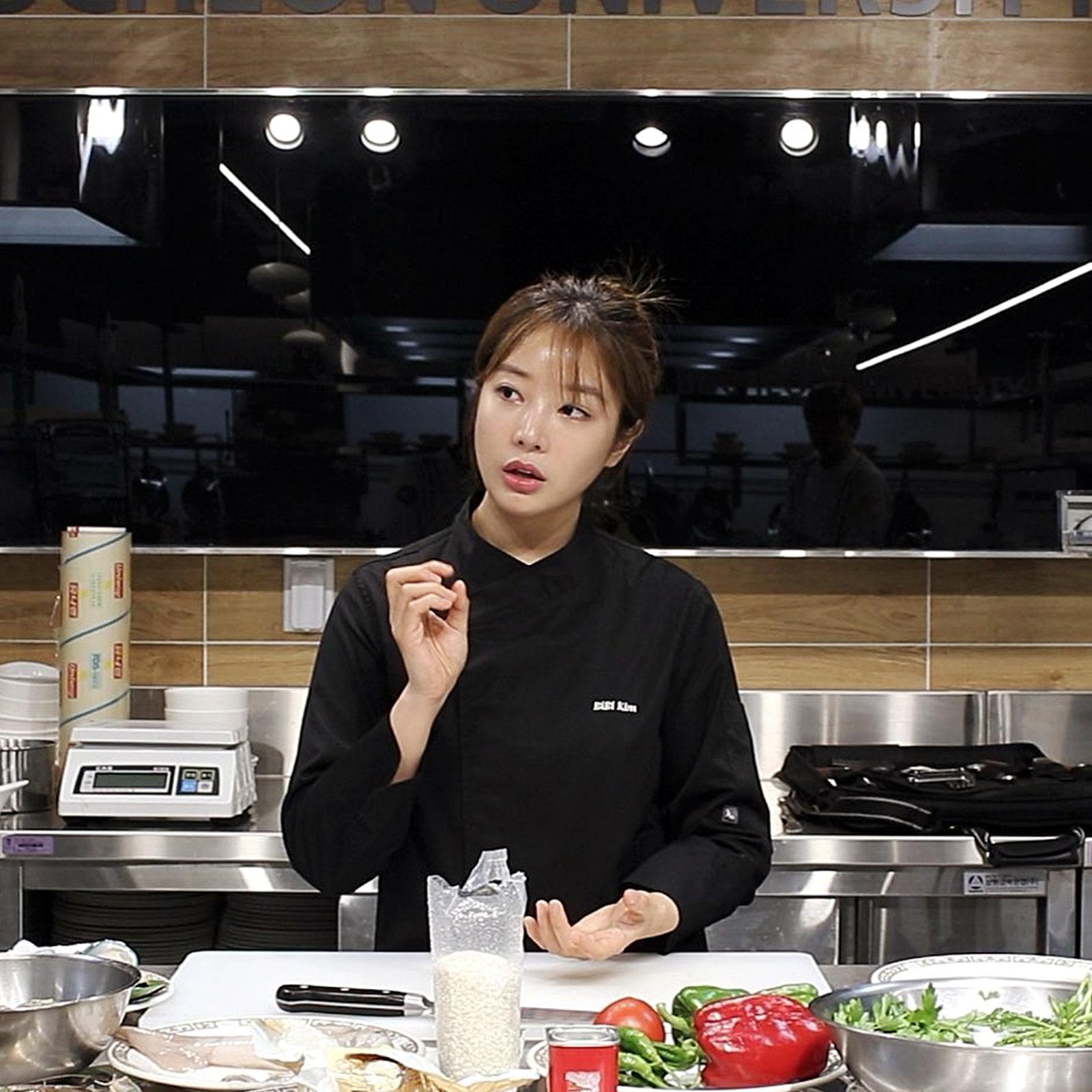 김은비 셰프 -그랜드 하얏트 인천-