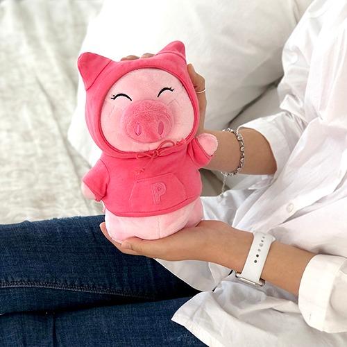 돼지캐릭터 인형