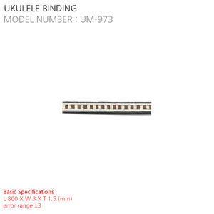UKULELE BINDING UM-973