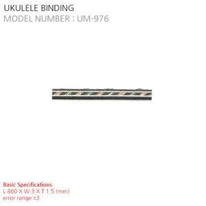 UKULELE BINDING UM-976