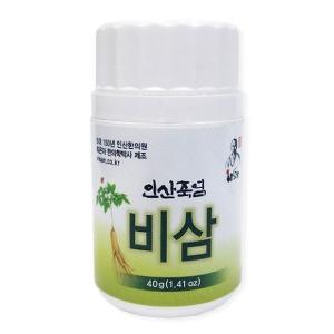 인산죽염 비삼[40g]