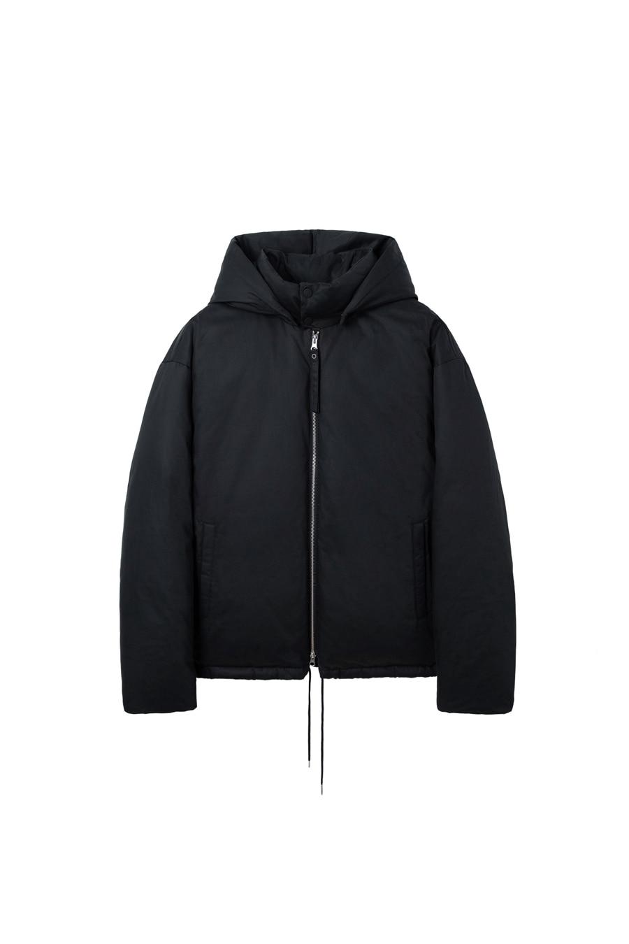 (예약발송) BEL&CO 수피마 구스 다운 자켓 BLACK