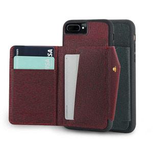 아이폰8+ 7+ 6+ 엔벨롭 가죽 카드케이스, 디자인스킨 케이스 몰, 커플케이스, 튼튼한케이스, 고급케이스, 아이폰케이스, 갤럭시케이스, 자수케이스