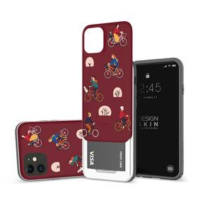 아이폰11 슬라이더 그래픽 라이딩 카드케이스, 디자인스킨 케이스 몰, 커플케이스, 튼튼한케이스, 고급케이스, 아이폰케이스, 갤럭시케이스, 자수케이스