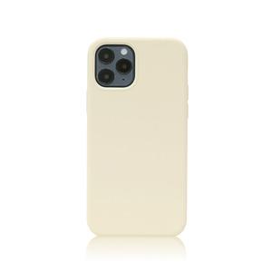 아이폰12프로 실리콘 케이스_크림, 디자인스킨 케이스 몰, 커플케이스, 튼튼한케이스, 고급케이스, 아이폰케이스, 갤럭시케이스, 자수케이스