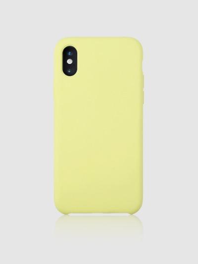 아이폰 실리콘타입 케이스 Ver.1-옐로우그린, 디자인스킨 케이스 몰, 커플케이스, 아이폰케이스, 갤럭시케이스, 자수케이스