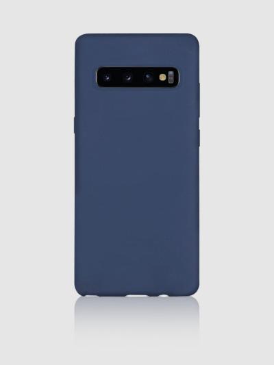 갤럭시 실리콘타입 케이스 Ver.1-네이비, 디자인스킨 케이스 몰, 커플케이스, 아이폰케이스, 갤럭시케이스, 자수케이스