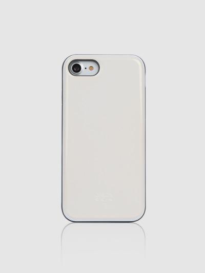 아이폰 슬라이더S1 화이트펄 카드케이스, 디자인스킨 케이스 몰, 커플케이스, 아이폰케이스, 갤럭시케이스, 자수케이스