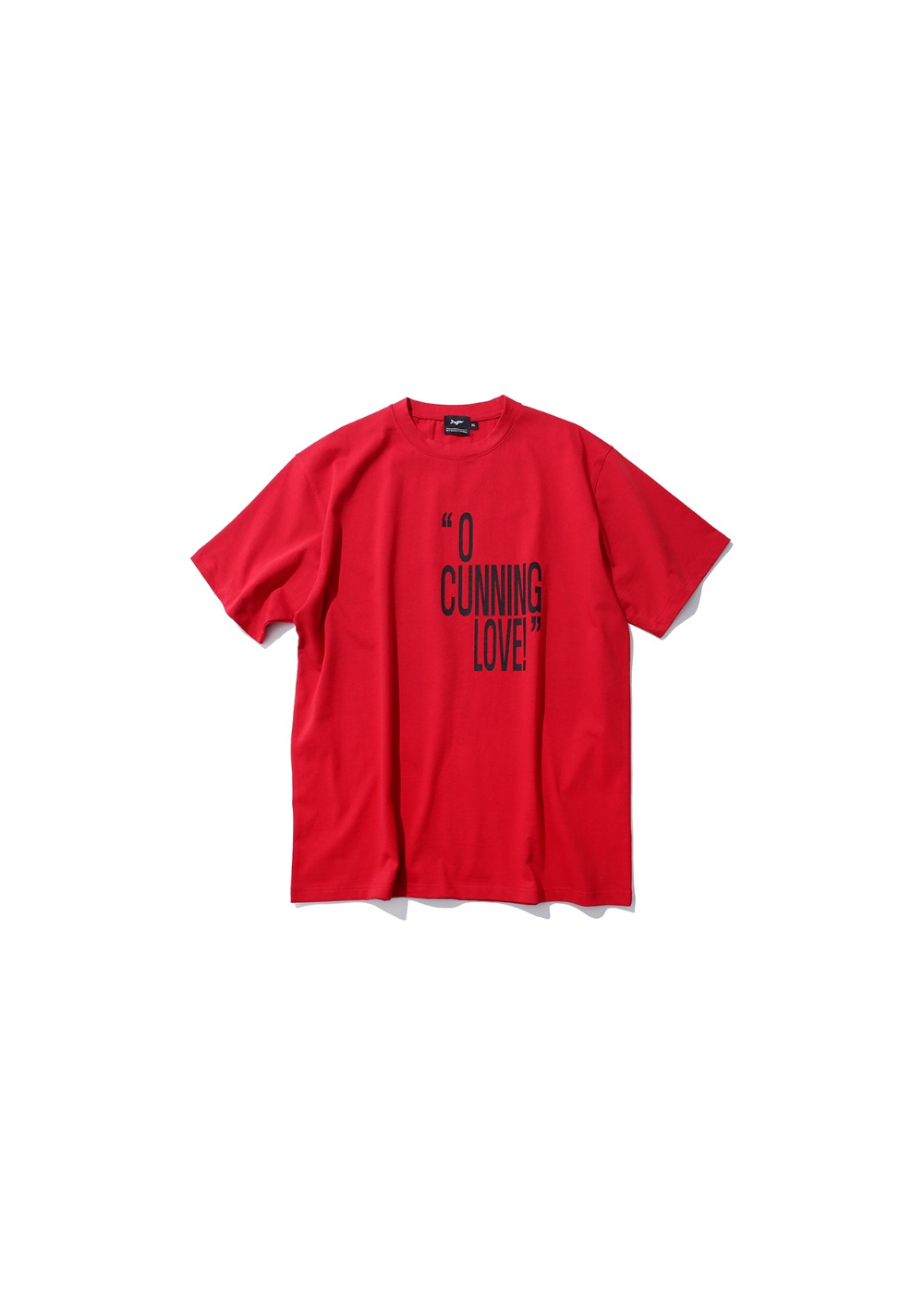 [I4P] big cunning tee red