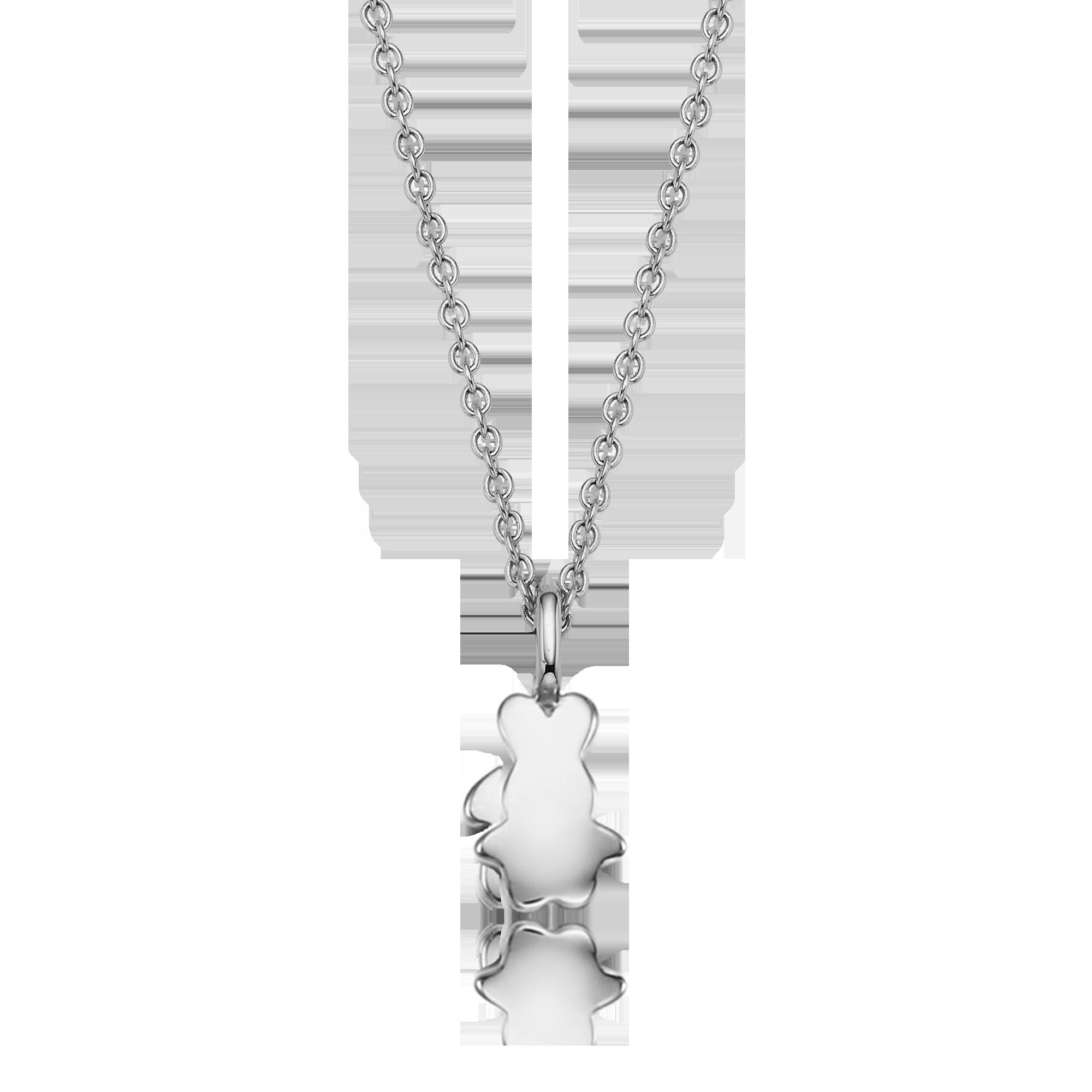 Sterling Silver Mini Oriental Zodiac Rabbit Necklace