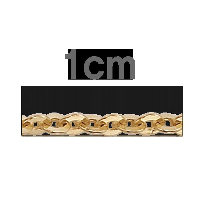 [브렌드] 14K /18K 0.7 신함마링체인1cm추가추가할 길이만큼 수량 선택