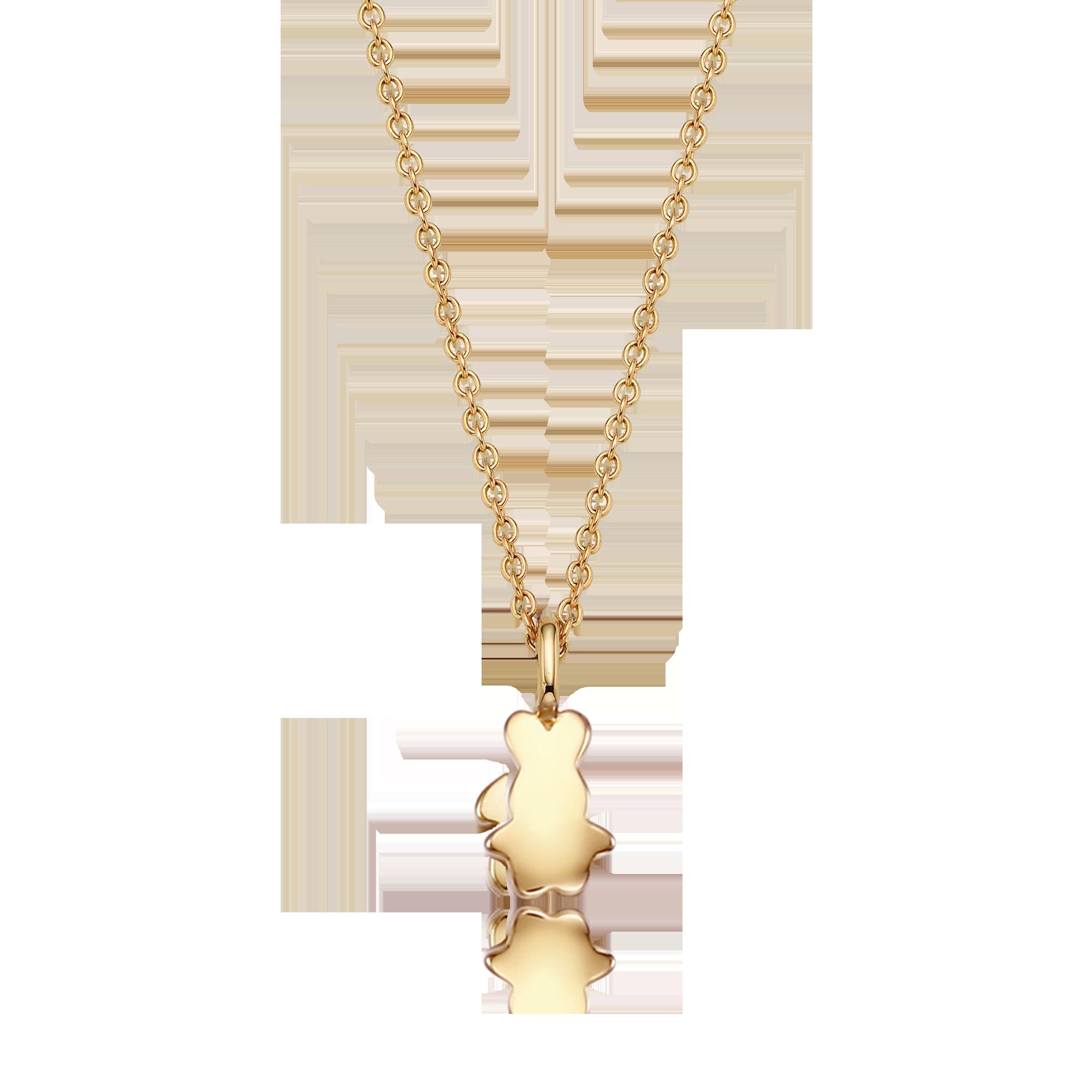 14K/18K Gold Mini Zodiac Rabbit - My Guardian Animal Necklace