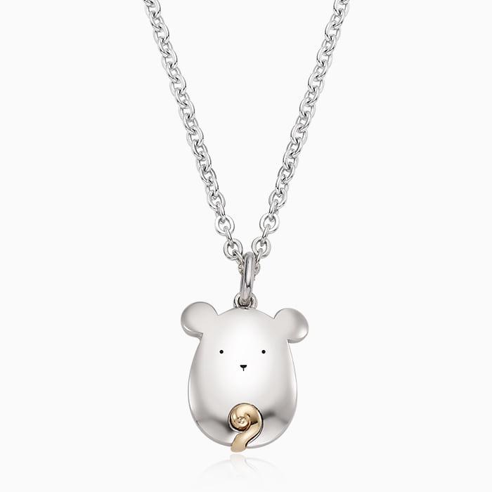 5K GOLD 12大佬鼠宝宝项链