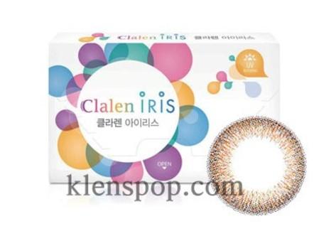 CLALEN IRIS 3304 (2EA )MONTHLYINTEROJOLENSPOP