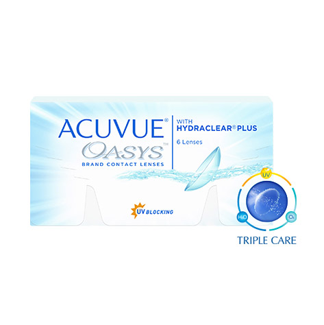 Acuvue Oasys Toric 2 Weekly (6pcs)JOHNSON AND JOHNSONLENSPOP