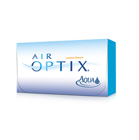 AIR OPTIX AQUA (6EA) MonthlyCIBA VISIONLENSPOP