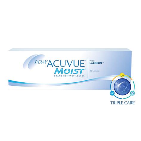 Acuvue Moist (30pcs+10pcs)JOHNSON AND JOHNSONLENSPOP