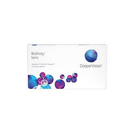 Biofinity Toric 1 Monthly (6EA)COOPERVISIONLENSPOP