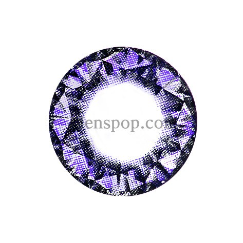 DIAMOND VIOLET (VS) Graphic Diameter 14.8mmVASSENLENSPOP