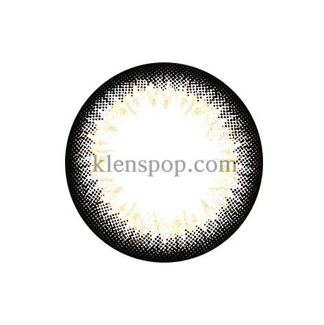 PINKY RING GOLD (PEARL LENS) Graphic Diameter 13.7mmMAXLOOKLENSPOP