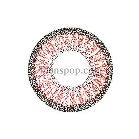 EXCITING PINK (BRIANNA) Graphic Diameter 13.8mmLENSPOPLENSPOP