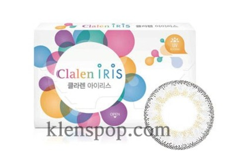 CLALEN IRIS 3302 (2EA) MONTHLYINTEROJOLENSPOP