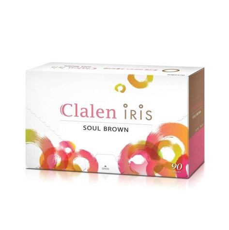 Clalen iris (90EA )INTEROJOLENSPOP
