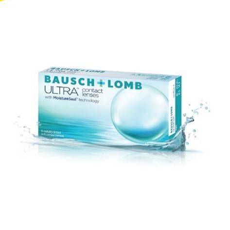 Baush&Lomb Ultra (6pcs) 1MonthlyBAUSCHLOMBLENSPOP