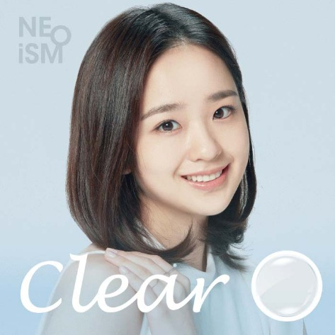 Neo Ism 1Day Clear (50pcs)NEO VISIONLENSPOP
