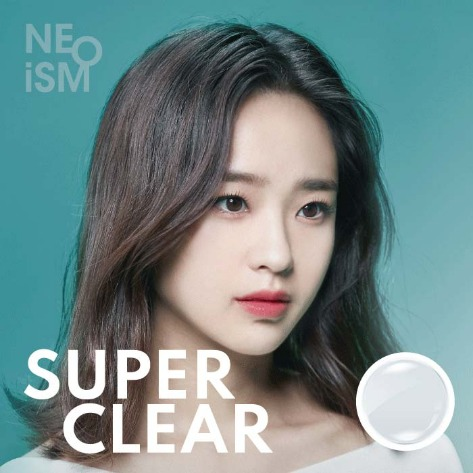 Neo Ism 1Day Super Clear (50pcs)NEO VISIONLENSPOP