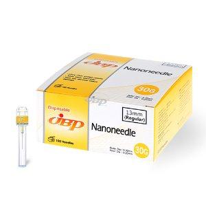 JBP Nanoneedle 30G - 100pcs/Box - (3박스 이상 구매시 할인)
