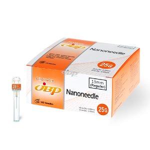 JBP Nanoneedle 25G - 100pcs / Box - (3박스 이상 구매시 할인)