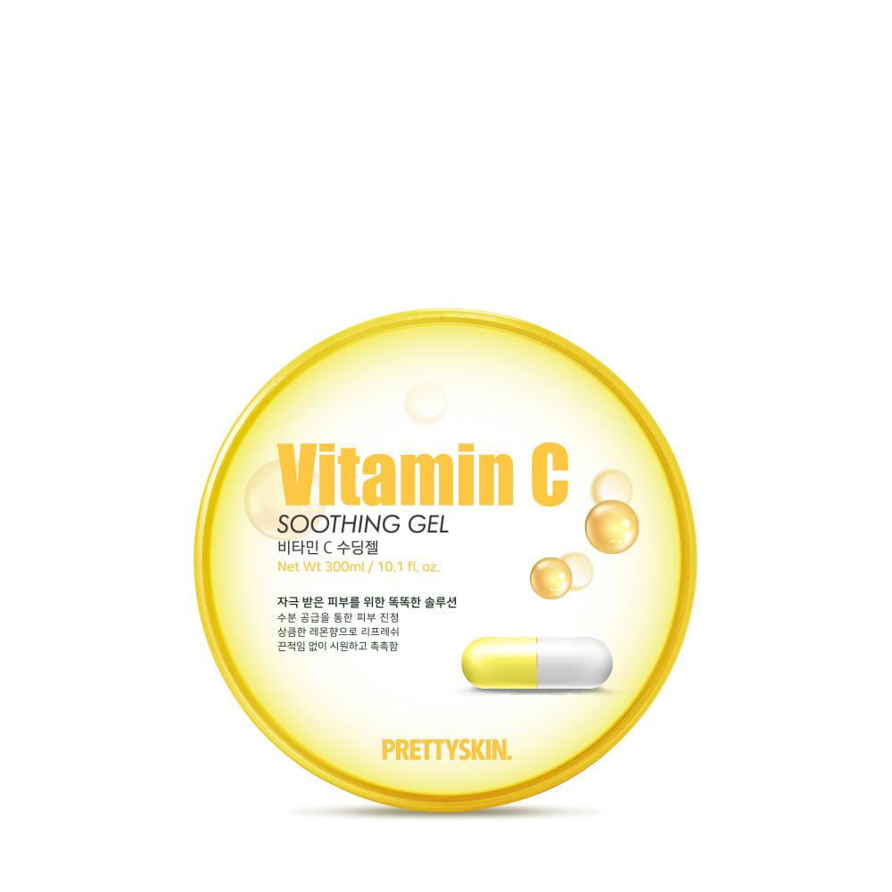 프리티스킨-비타민 C 수딩젤