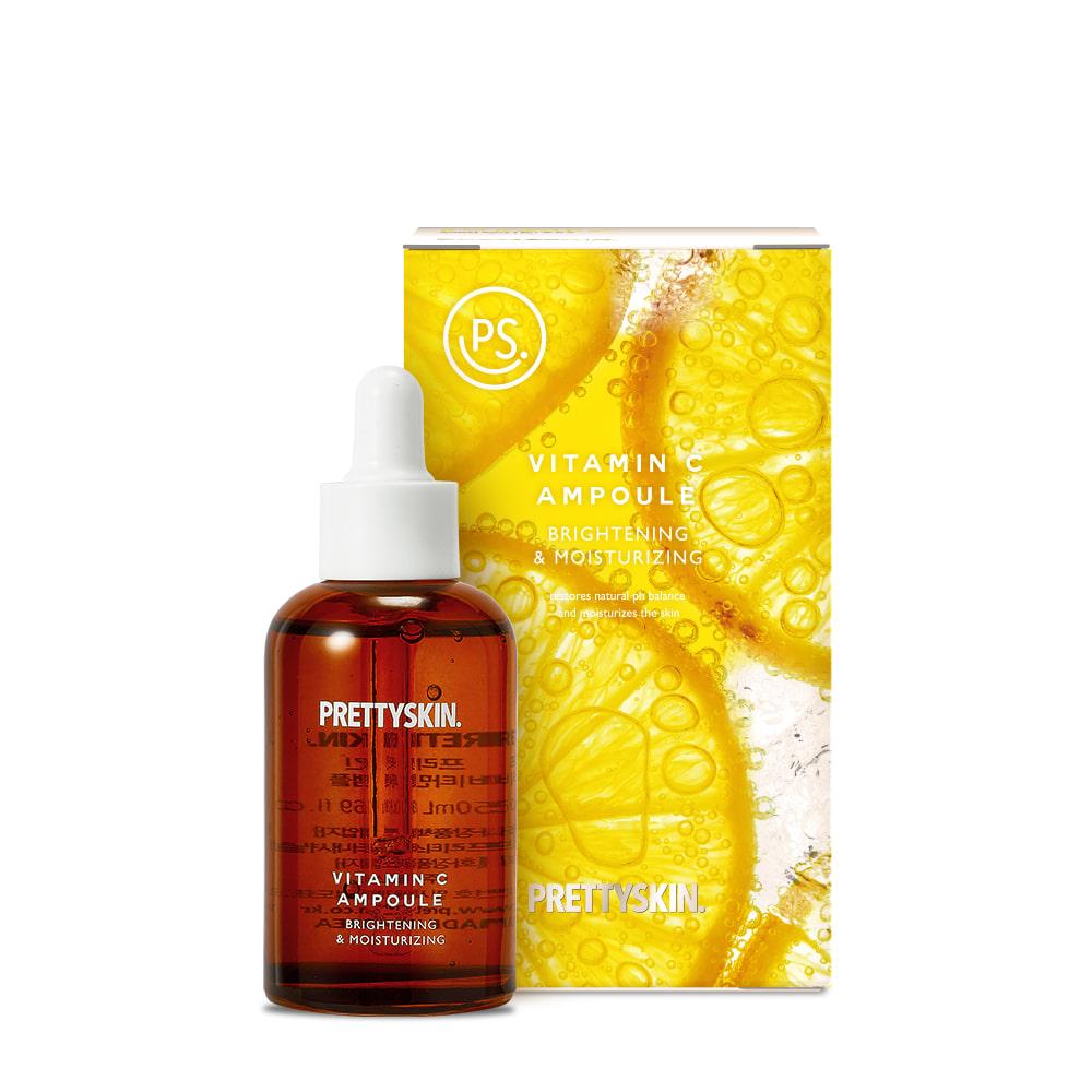 프리티스킨-비타민 C 앰플