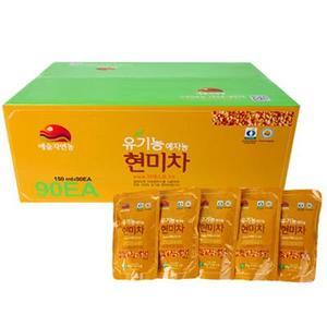 (한마음공동체)장성 유기농 현미차