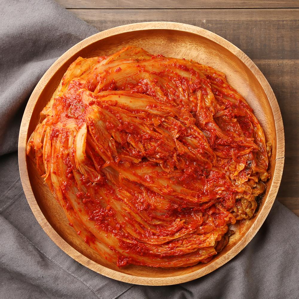 [기찬들영암](왕인식품) 묵은지 3.5kg