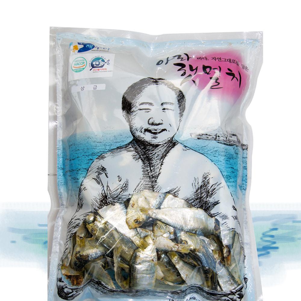 (오성수산) 어부가 직접잡은 햇 디포리 500g