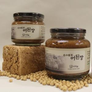 (이지담) 순수발효 어된장 450g / 900g