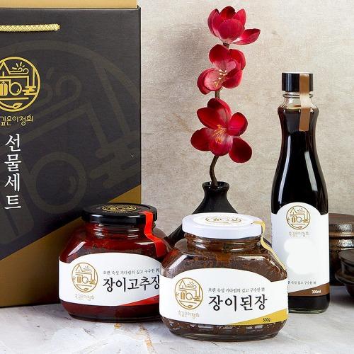 [금정전통장류] 이정희 장이 선물세트