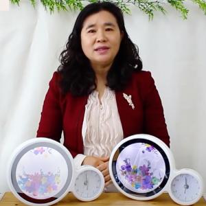 [체험활동꾸러미] 압화 거울 & LED 조명액자 만들기