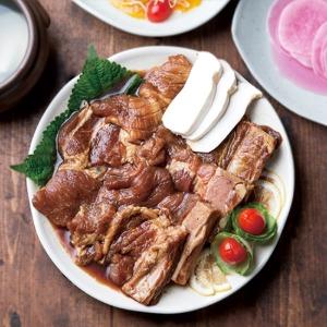 (요한산업) 박규완 명인의 민속촌 돼지갈비 (1.5kg/3kg)
