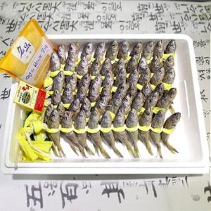 [추석기획전] 씨알수산 국보굴비 실속형굴비세트 1호 40미(2kg)