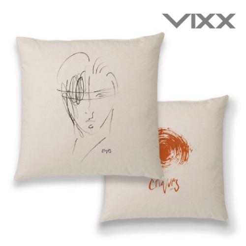 빅스 레오 (VIXX LEO) - 캔버스 [CANVAS] - 패브릭쿠션 (FABRIC CUSHION)
