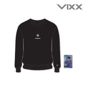 빅스 혁 (VIXX HYUK) - 2019 LIVE TODAY [겨울나비] - 기모 맨투맨 (FLEECE SWEATSHIRTS)