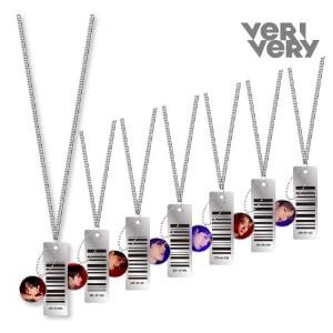 베리베리 (VERIVERY) - FACE it ep.03 [FACE US] - 코드 목걸이_7종 (Code Necklace _7type)