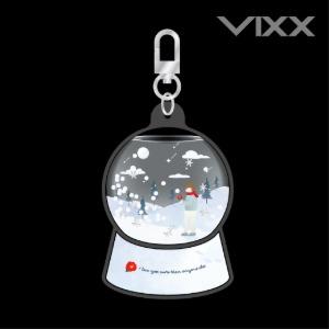 빅스 혁 (VIXX HYUK) - 2020 LIVE TODAY [CAMELLIA] - 스노우볼 키링 (SNOW GLOBE KEY-RING)